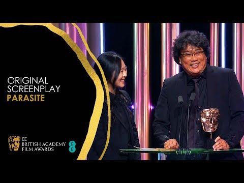 parasite-wins-original-screenplay- -ee-bafta-film-awards-2020