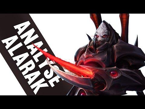 ANALYSE ALARAK -