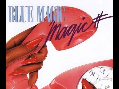 MC - Blue Magic - Clean up your act