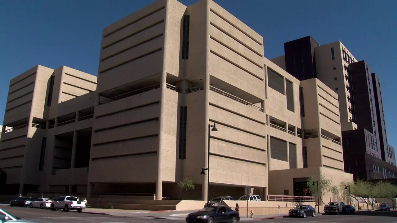 Former Madison Street Jail will be repurposed by Maricopa County