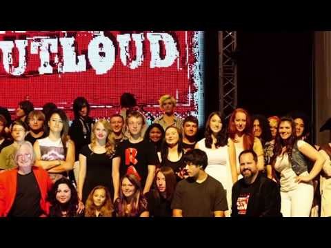 Ted Brown Music Outreach Live It OutLoud Promo - Nicolo