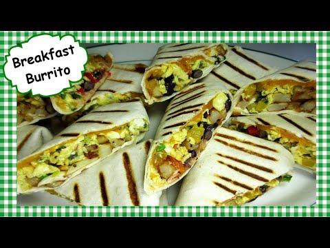 how-to-make-breakfast-burritos-~-best-breakfast-wrap-burrito-recipe