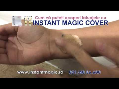Instant Magic Cover - Tattoo Covering