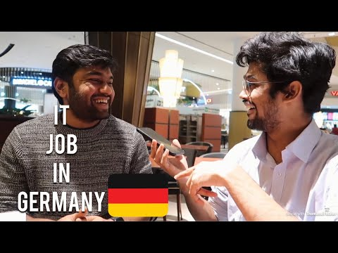 He Got IT Job In Berlin Without The German Language (PART 4)