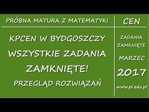 Matura CEN W Bydgoszczy PP. Marzec 2017. Wszystkie Zamknięte!