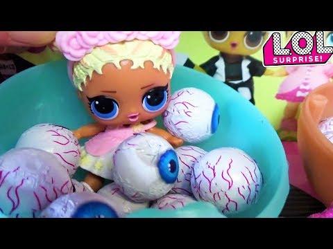 Куклы Лол Сюрприз! Мультик Lol Surprise Dolls Видео для детей Сборник смешных серий 2