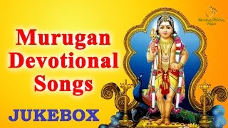 Murugan Devotional Songs | Tamil Audio Jukebox | Top 10 Vetrivel Bhajans