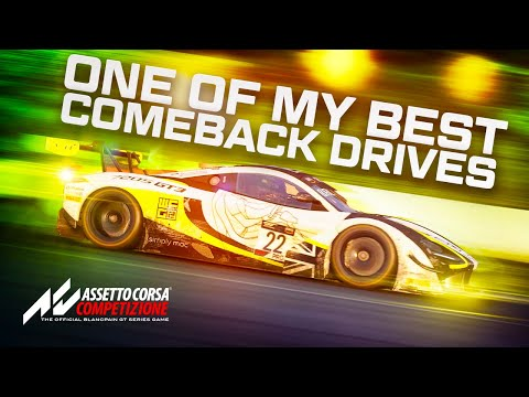 One Of My Best Comeback Drives |