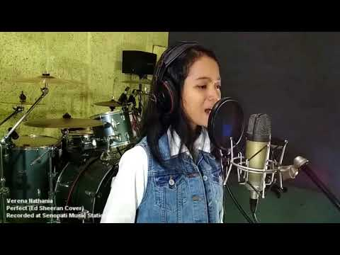 Ed Sheeran ft. Andrea Bocelli - Perfect ( Cover by Verena )