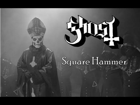Ghost Bc Square Hammer Sub Español