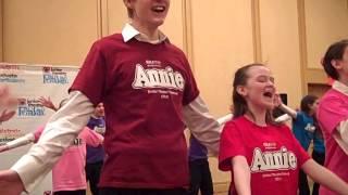 BRAVO JTF 2014 Adjudicated performance of Annie Jr.