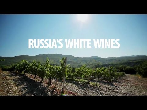 Wine Holidays - Russia's White Wines Featured by Denis Roudenko, Wine Expert
