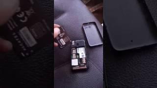 Alcatel pixi 3 после замены дисплея белый экран