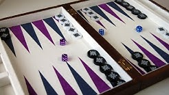 Let's play Backgammon online - aweseome game!!