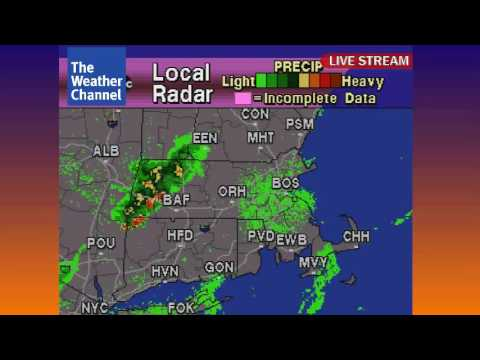 LIVE Weather Forecast Middlesex Co. MA