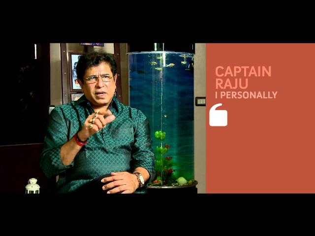 I Personally - Captain Raju - Part 1 Kappa TV