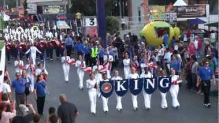 Riverside King HS - 76 Trombones - 2011 L.A. County Fair Marching Band Comp. FINALS