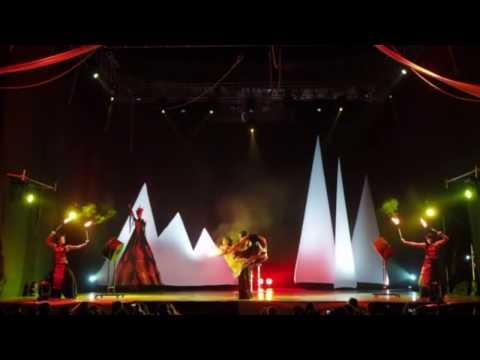 Incandescence Circus Theatre - Cirque Elemental - Fuego/Finale