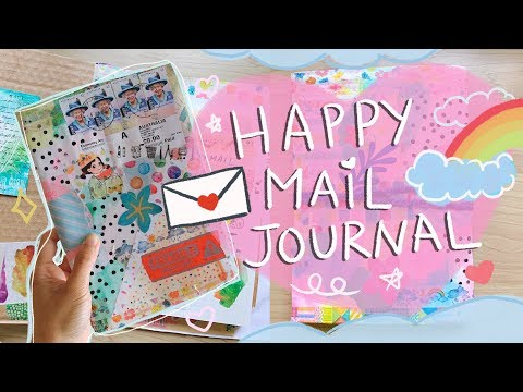 Journal With Me | Happy Mail from Jenna  💌+ Cute Stationery Gifts! thumbnail