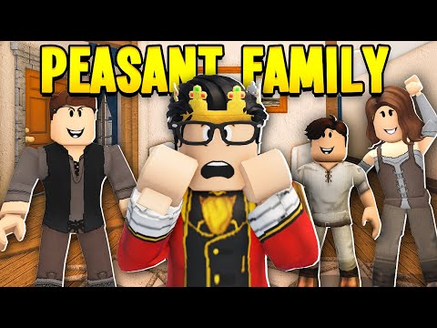 PEASANT FAMILY Adopted