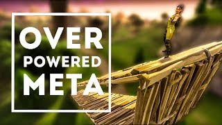 *NEW* OVERPOWERED FORTNITE META FOR CONSOLE/PC! (Fortnite Battle Royale)