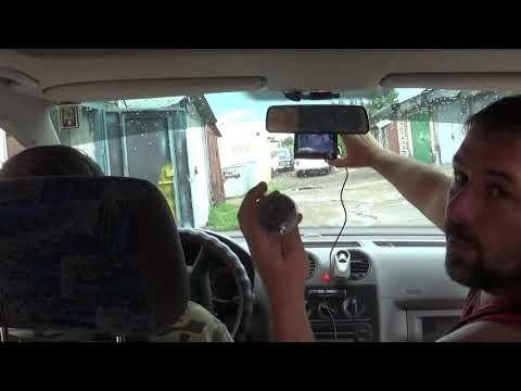 Видеорегистратор Е-АСЕ на Фольксваген Кадди