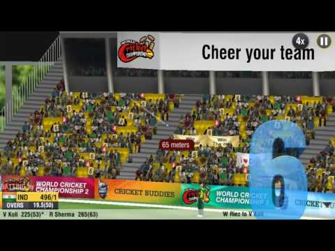 18 June India vs Pakistan ICC Champions Trophy 2017 Final WCC 2 Gameplay Highlights Part 2