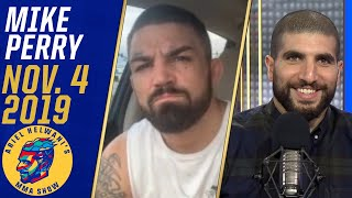 Mike Perry tells the story of how he weakened his nose | Ariel Helwani's MMA Show
