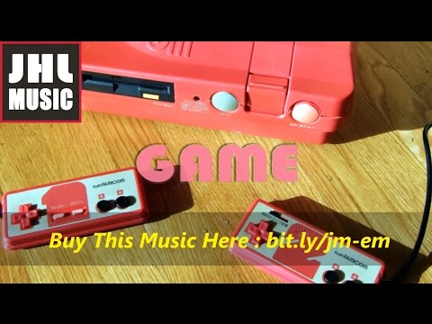 "Game Background Music ""Electronic Movement"" by JHL Music - Royalty free Game Music"