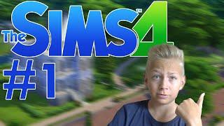 EPISCH HUIS & LEKKERE CHICKS! - The Sims 4 #1