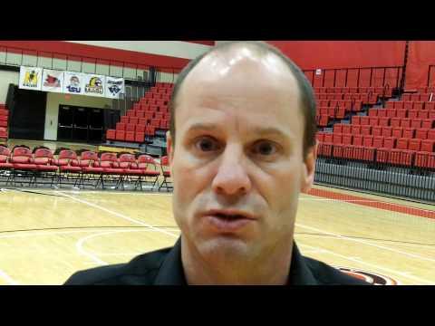 SIUE Wrestling Head Coach David Ray