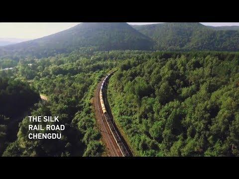 Chengdu: A trade hub on the silk railroad