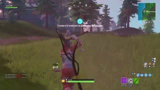 Pro Fortnite Player High Points in Open League Solo Live
