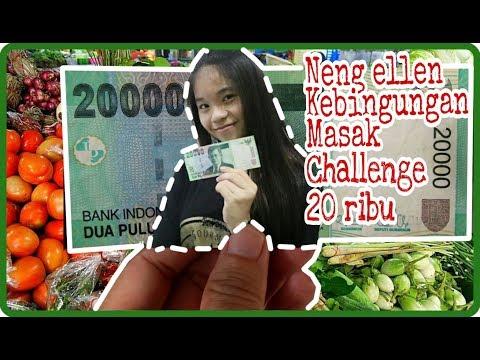 CHALLENGE MASAK 20 RIBU