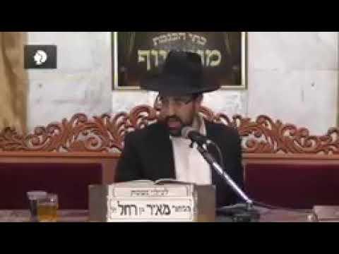 """פרשת פקודי הרב מאיר אליהו שליט""""א"""