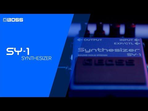 BOSS SY-1 Synthesizer featuring Thomas McRocklin