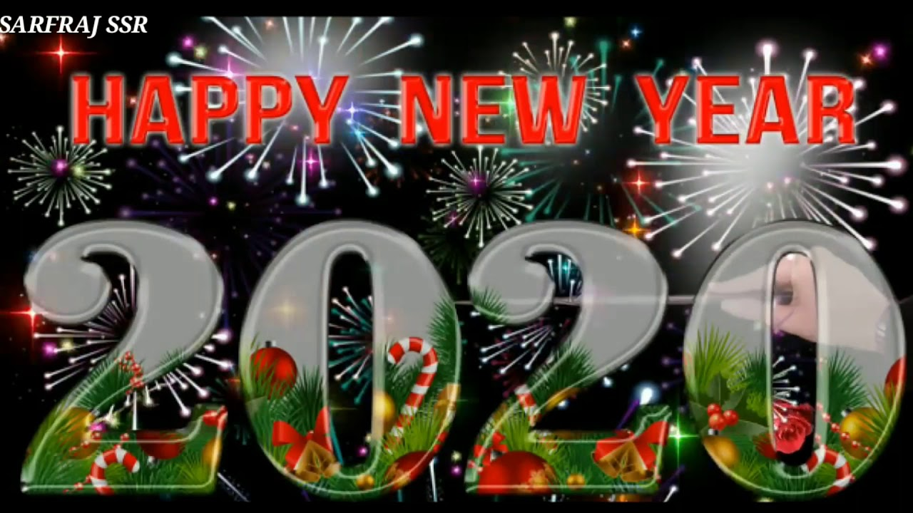 Happy New Year 2020 Special Whatsapp Status Video || New ...