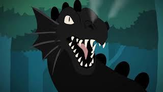 Xhorxhi dhe Dragoi - Film per Femije i Animuar - Perralla Shqip