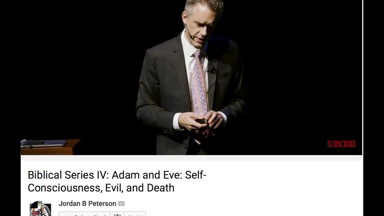 Árbol Ingenieros Aislante  Clip from: Jordan B Peterson - Biblical Series IV; FLAT EARTH? - YouTube