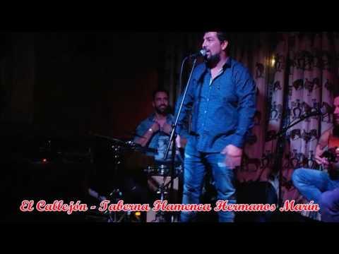 Concierto del grupo El Callejón en Taberna Hermanos Marín