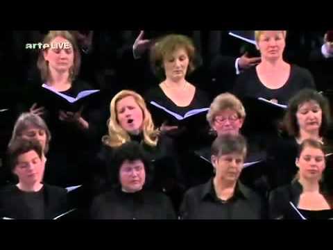 Händel  O sing unto the Lord
