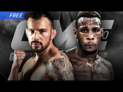 Download GMC 20: Max COGA vs. Damien LAPILUS (Free Fight)