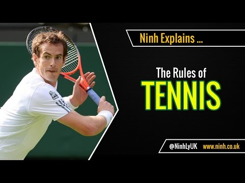 history and rules of tennis The origins and early history of tennis from ancient egypt to medieval france share flipboard email  so several new sets of rules were formulated.