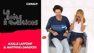 La Boîte à Questions d'Axelle Laffont et Matthias Dandois – 25/04/2018