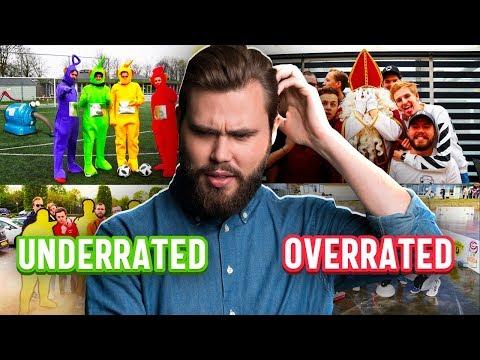ZIJN DEZE BANKZITTERS VIDEO'S UNDERRATED OF OVERRATED!?