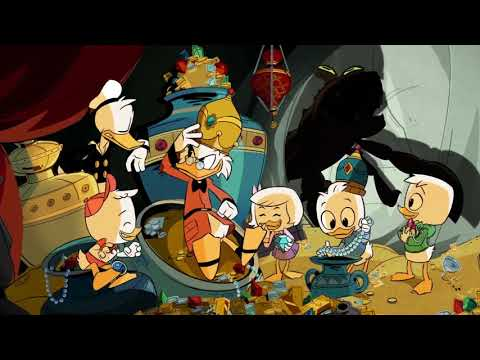 Ducktales 2017 (But With Darkwing Duck Intro)