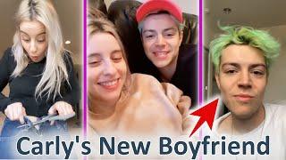 Carly's New Boyfriend ! & Vlogsquad In Quarantine !   Vlogsquad Instagram Stories