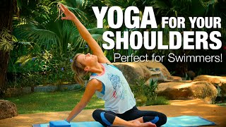 Yoga for Your Shoulders (Perfect for Swimmers) - Five Parks Yoga