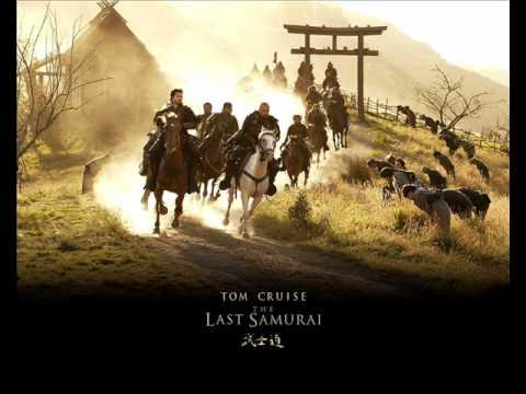 The Last Samurai Soundtrack 02. Spectres in the Fog
