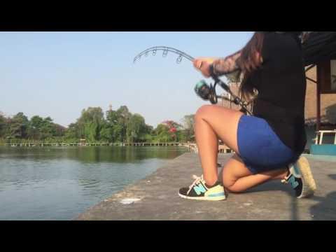 Bungsamran Fishing Park-Bangkok Thailand